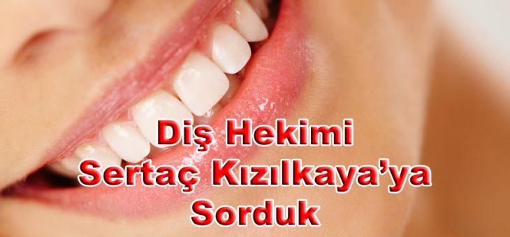 Diş Eti Neden Şişer, Çekilir, Sızlar, Kanar, Kızarır Kokar?